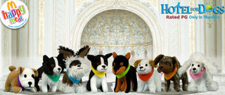 Mcdonalds happy meal hotel for dogs