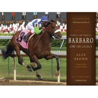Alex Brown_book jacket Greatness and Goodness Barbaro and his Legacy