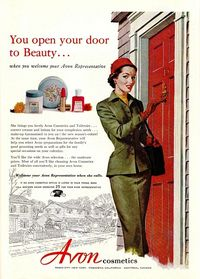 Avon good housekeeping oct 1953