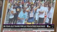 Betty Lindberg_Peachtree Road Race