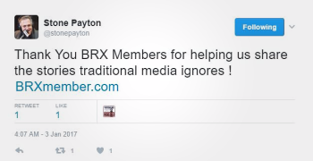 Twitter Stone Payton Business Radio x