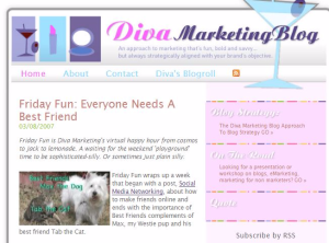 Diva Marketing Blog - Marketing blogs and corporate social media