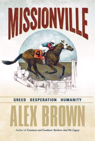 Alex Brown _ missionvillefrontcover