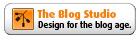 The Blog Studio: Design for the blog age